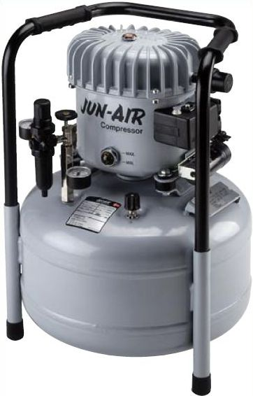 Jun-Air 6-25 oliegesmeerde compressor
