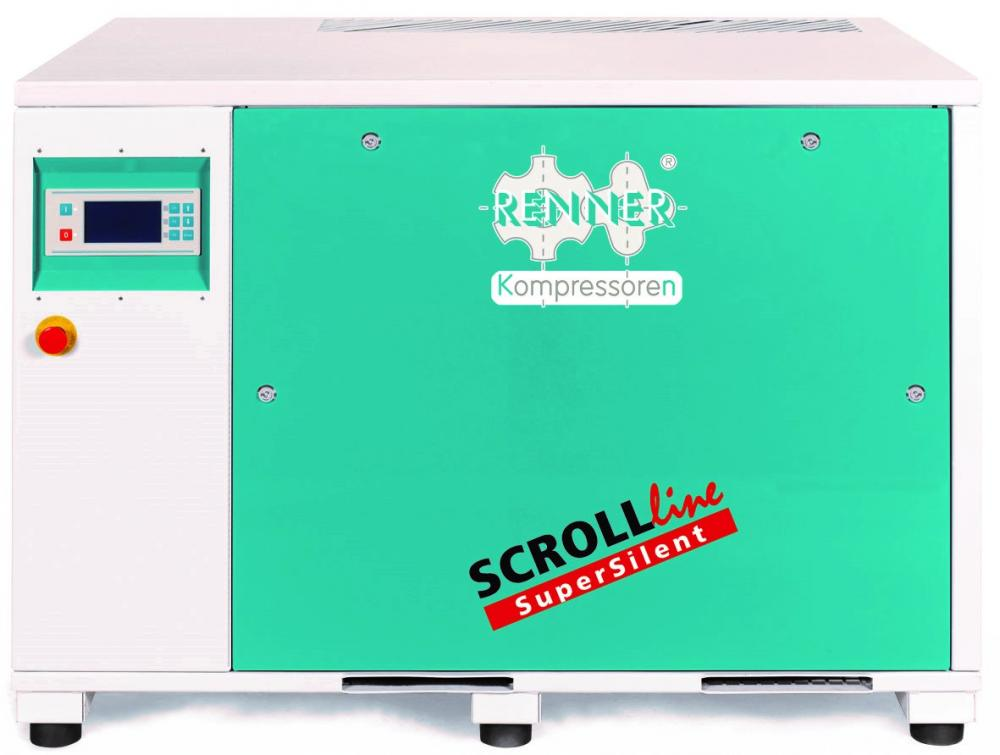 Multiple Scroll-No Tank - With Dryer-11kw
