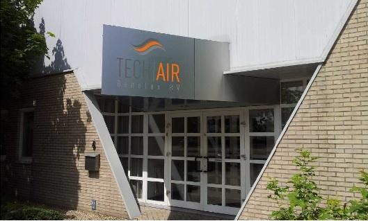 Pand Tech-Air Benelux B.V. - Distributeur Jun-Air compressoren