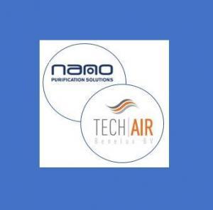 Tech-Air Benelux BV wordt distributeur voor Nano Purification Solutions Ltd