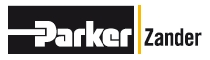 Parker Zander logo